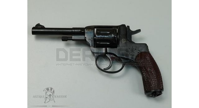Револьвер сигнальный Наган «Блеф» / 1941 год №ПС144П [наган-82]