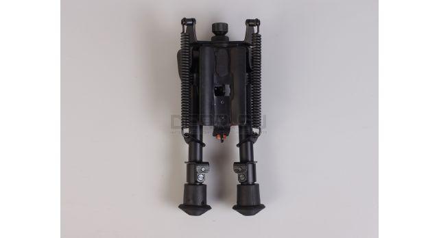 Сошки Harris S-BRM 6-9 (вращающееся основание) 6 уровней 15-23 см