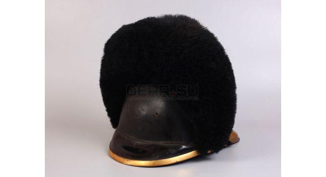 Парадный шлем нижних чинов Драгунских полков образца 1909 года
