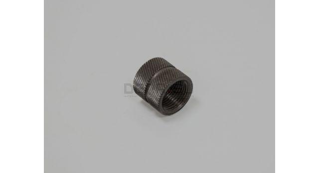Защитная заглушка для ММГ ствола с резьбой / Для левой резьбы М13х1 [мт-931]