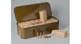 Армейские холостые патроны для ВМ, СВД (7,62х54-мм) / По 880 патронов в ящике [сиг-454-2]