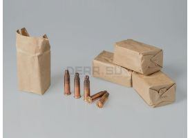Армейские холостые патроны для ВМ, СВД (7,62х54-мм)