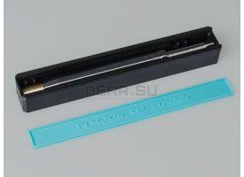 Развёртка для формирования патронника .410 (.410х76) для гладкоствольных ружей / Из стали Р6М5 [инстр-62]