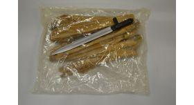 Штык-нож для карабина Симонова (СКС) / Оригинал ЗИП 10 шт. в заводской упаковке  [хо-137]