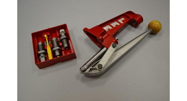 Малый комплект для релоадинга 9х18-мм ПМ с прессом на выбор