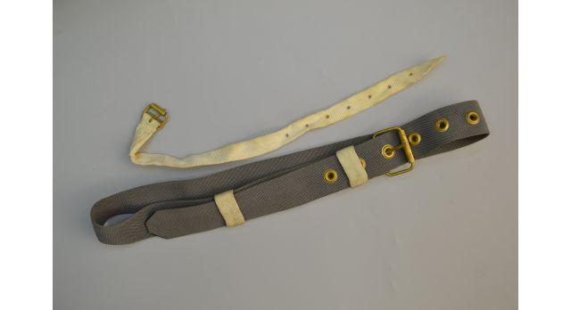 Ремень с подвесами для водолазного ножа НВУ