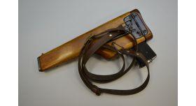 Кобура-приклад деревянная для АПС (Стечкина)