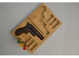 Подарочный футляр для ракетницы СПШ-44