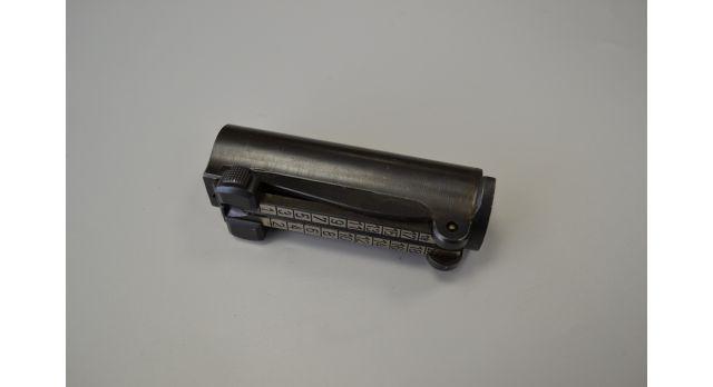 Прицельная планка для Mauser 98k /Оригинал в сборе с базой и креплением базы [мау-25]
