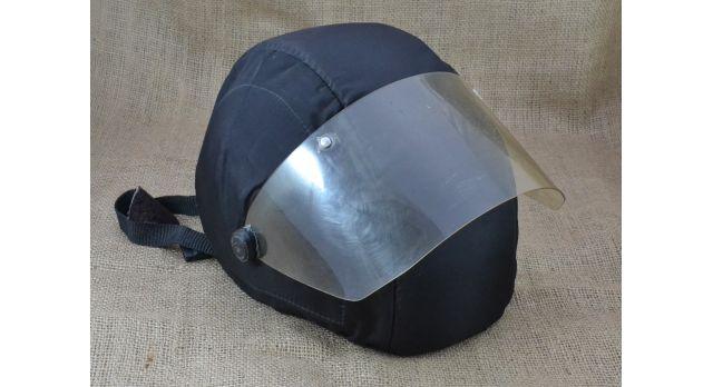 """Шлем защитный """"Колпак-1""""/Черный, защита по ГОСТ Р 50744 [шл-4]"""
