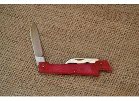 Нож складной двухпредметный длиной 100 мм