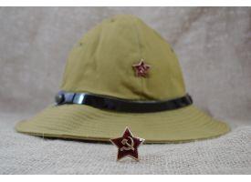 Звезда на головные уборы Советской Армии