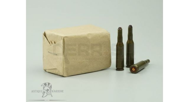 Холостые патроны для АК (5,45х39-мм) обжатые звездочкой