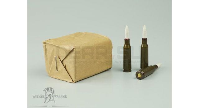 Холостые патроны для АК (5,45х39-мм) с пластиковой пулькой