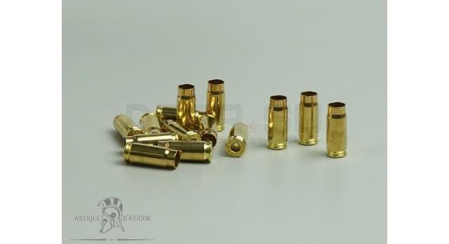 Гильзы 7.62х25-мм (для ТТ,ППШ,ППС) [гил-55] Новые под капсюль боксера