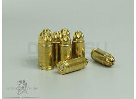 Холостые патроны 9х19-мм (Люгер, парабеллум)