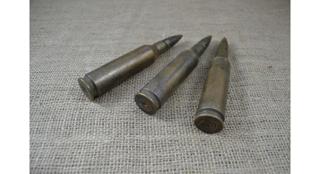 Учебный патрон 14,5х114-мм/Оригинал б/у бронебойно-зажигательный [мт-334]
