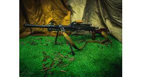 Макет массогабаритный ручного пулемета РП-46