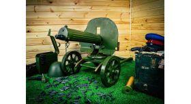 Макет массогабаритный станкового пулемета Максима 1939 года