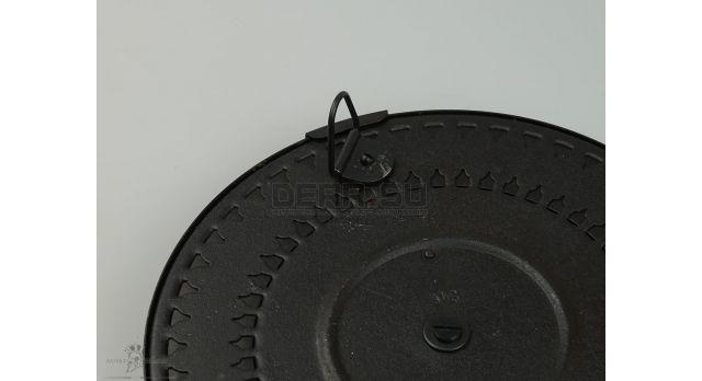 Дисковый магазин для пулемета ДП-27 / Оригинал склад с петлей на 47 патронов [дп-16]