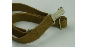 Ремень для пулеметов ДП-27 и РПД / Оригинал склад ткань 1950-е гг [сн-56]