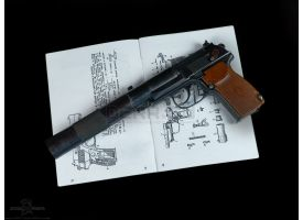 Пистолет бесшумный ПБ (ГРАУ 6П9)