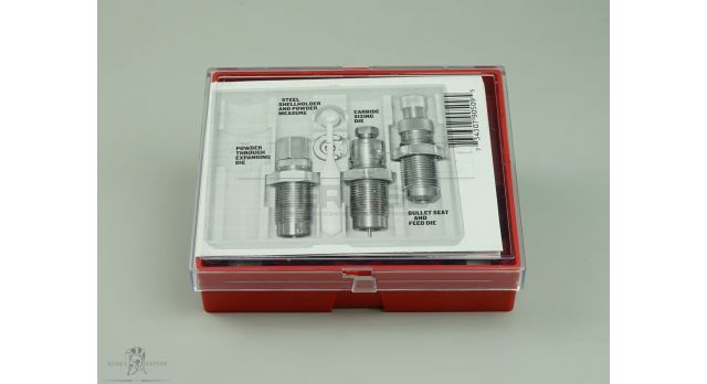 "Набор для релоадинга ""Lee"" / Под 9х19-мм (Люгер, Парабеллум) [мт-158]"