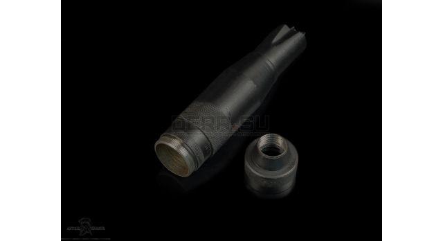 Автоматный глушитель ПБС-4 /  Оригинал без сепаратора [глуш-3]