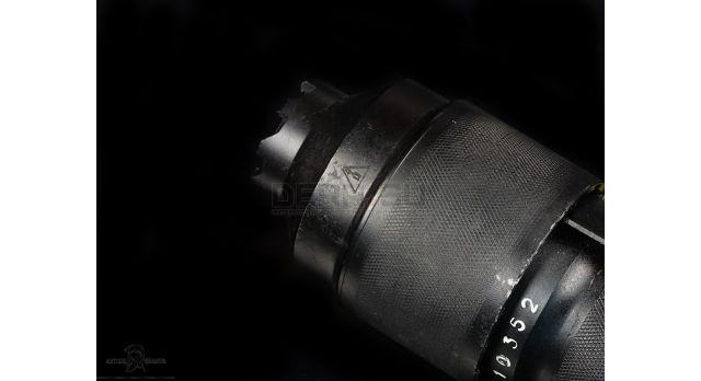 Автоматный тактический глушитель (АТГ) / Оригинал с прямым сепаратором [глуш-1]