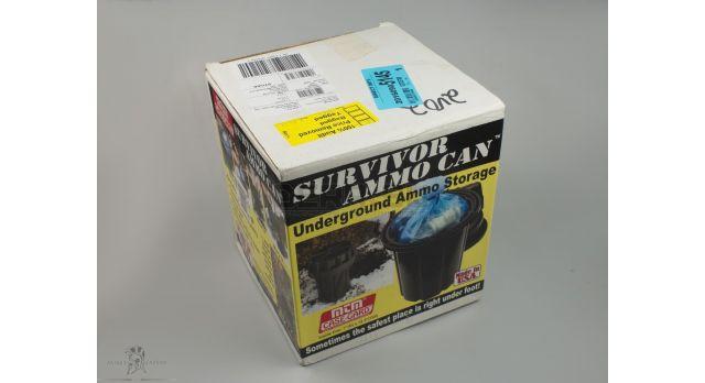 Контейнер пластиковый для схрона MTM Survivor Ammo Can / Для патронов и ценных вещей новый [мт-415]