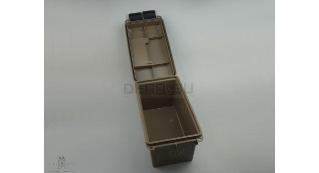 Кейс для патронов пластиковый герметичный MTM ACC223 Ammo Can Combo / На 400 патронов кал.: 223 Rem. [мт-416]