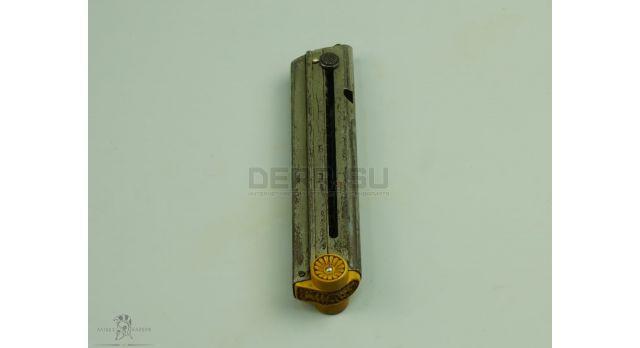 Магазин для пистолета Люгер Р-08 (Парабеллум) / На 8 патронов оригинал наградной редкость [пар-27]