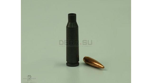 Комплект 5.45х39-мм (для АК-74) пуля с капсюлированной гильзой / Новый оболоченная пуля со стальной гильзой [мт-436]
