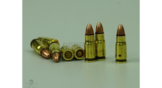 Макет патрона 5.45х18-мм для пистолета ПСМ [мт-407]