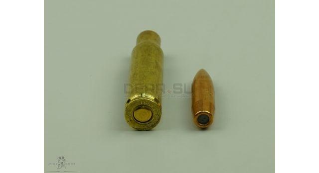 Комплект 7.62x51-мм (.308 win) пуля с капсюлированной гильзой / [мт-446]