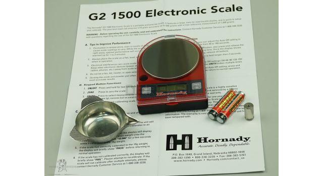 Весы электронные HORNADY [мт-451]