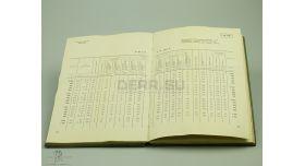 Книга «Таблицы стрельбы фугасными снарядами М-24ФУД» [кн-102]