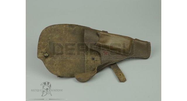 Кобура для пистолета ТТ [сн-9] С кольцами кожа