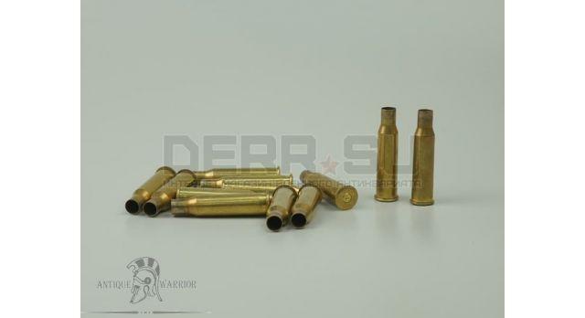 Гильзы 7.62х54-мм (для Мосина) [гил-44] Новые под капсюль Боксера латунные