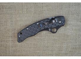 Нож складной SPYDERCO, США/Оригинал SZABO с фиксированным клинком [хо-152]