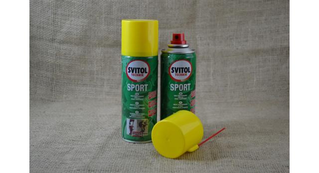 Смазка для оружия и спортивного инвентаря Arexons/Смазка Svitol Technik Sport от коррозии и окисления [мт-962]