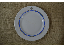 Тарелка для вторых блюд ВМФ