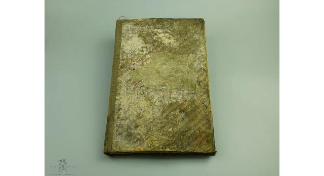 Книга «Приговоров сельского схода Москвоской губернии на 189х год»