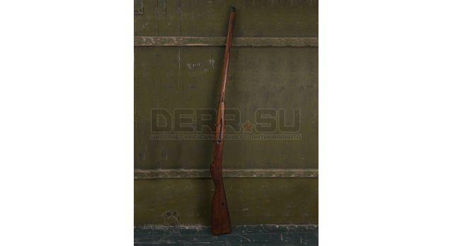 Ложе для винтовки Мосина [вм-77] снайперское