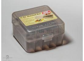 Коробка для 25 патронов к гладкоствольному оружию
