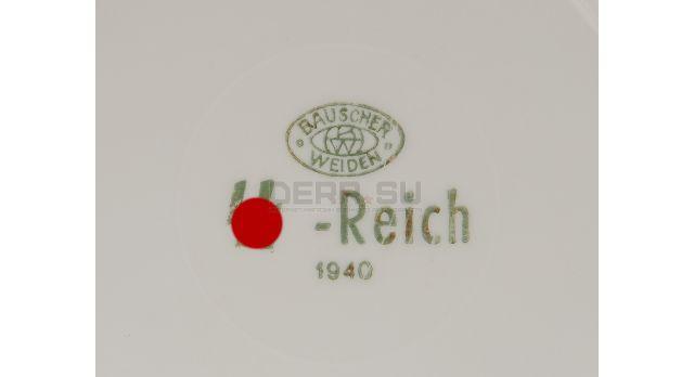 Блюдце SS Reich 1940