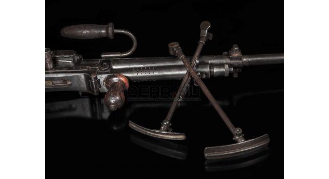 Макет массогабаритный ручного пулемета Гочкис образца 1922 года / Оригинал образца 1922 года с уникальными гравировками [гоч-1]