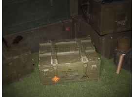 Армейский укупорочный ящик для осветительных патронов 4-го калибра (26-мм)