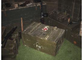 Армейский укупорочный ящик медицинского назначения