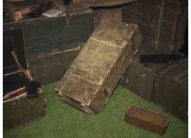 Армейский укупорочный оружейный ящик